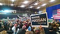 Hillary Clinton, Jeanne Shaheen, and Maggie Hassan in Nashua 2014-11-02 13.09.29 (15671707556).jpg
