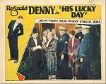 His Lucky Day lobby card.jpg