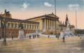 Historische Postkarte Wien I. Parlament.tif