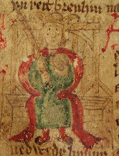 Cadwallon ap Cadfan King of gwynedd