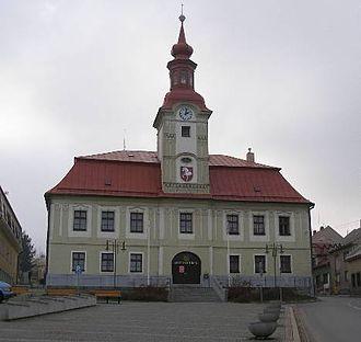 Hlinsko - Town Hall