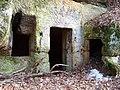 Hlučov, skalní byt, dveře.jpg