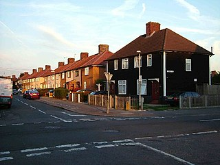 Becontree Human settlement in England