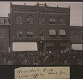Homestead rush, land office, Moose Jaw, Saskatchewan (HS85-10-20795).jpg