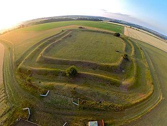 Honington, Lincolnshire - Honington Hill Fort