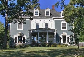 Beverly, Chicago - Image: Horace Horton house