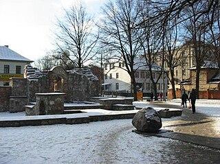 Burning of the Riga synagogues