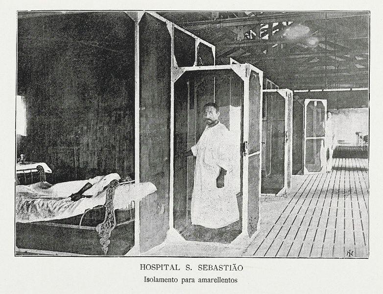 File:Hospital St Sebastiao - isolating Yellow Fever Wellcome L0040959.jpg
