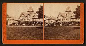 17-Mile Drive - Original Hotel Del Monte, ca. 1885