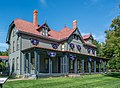 House front - James A Garfield National Historic Site (29552083810).jpg