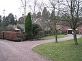 Houses at Parkfield, Dorridge B93 - geograph.org.uk - 2196833.jpg