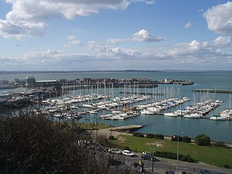 Northside, Dublin - The harbour at Howth