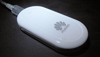 Huawei - Huawei E220 HSDPA USB modem