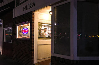 Pats Hubba Hubba Restaurant in Port Chester, New York, United States