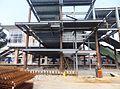 Hukou Station East Entrance under Construction 20111105a.jpg