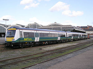 GB Railways - Hull Trains 170393 at Hull