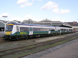 British Rail Class 170 - A Class 170 operated by Hull Trains