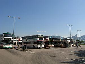 Hung Hom Ferry Pier - Hung Hom Ferry Pier Bus Terminus