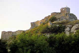 Sirok Village in Northern Hungary, Hungary