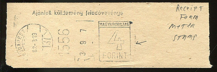 Hungary stamp type PV1 receipt.jpg