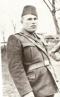 Husein Miljković Bosnian politician