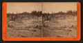 Hydraulic Digging, Nevada County, Cal, by Taber, I. W. (Isaiah West), 1830-1912.png