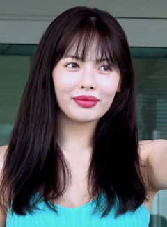 Hyuna at Incheon Airport on July 5, 2019 (2).png