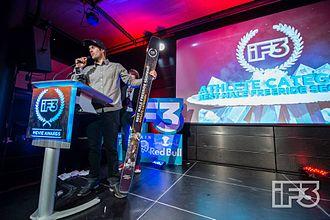 IF3 International Freeski Film Festival - iF3 2014 Awards Ceremony