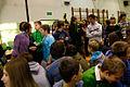 II Międzyszkolny Turniej Chłopskiej Szkoły Biznesu o Puchar Drelicharza z Andrychowa. 25.11.2011 r. (6465322499).jpg