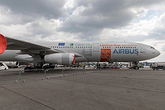 Clean Sky - The A340 BLADE demonstrator