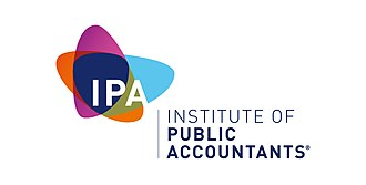 Institute of Public Accountants - Image: IPA Logo