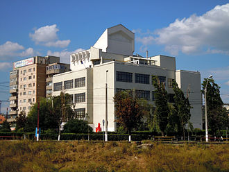 Gheorghe Asachi Technical University of Iași - Faculty of Civil Engineering