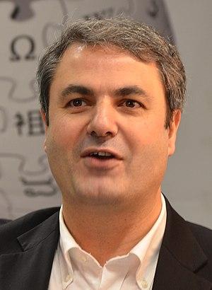 Ibrahim Baylan - Image: Ibrahim Baylan, Skolforum 2012 01 (cropped)