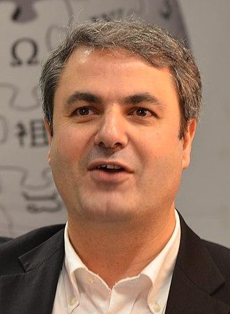 Minister for Government Coordination (Sweden) - Image: Ibrahim Baylan, Skolforum 2012 01 (cropped)