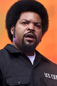 Ice Cube under en konsert i Toronto, 2006.