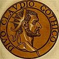 Icones imperatorvm romanorvm, ex priscis numismatibus ad viuum delineatae, and breui narratione historicâ (1645) (14560037619).jpg
