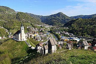 Municipality of Idrija Municipality of Slovenia