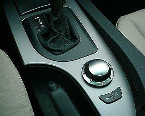IDrive - iDrive controller on a BMW 530d