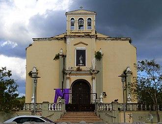 Toa Alta, Puerto Rico - Image: Iglesia de Nuestra Senora de la Concepcion y San Fernando 1 Toa Alta Puerto Rico