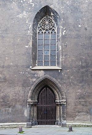 St. Olaf's Church, Tallinn - Image: Iglesia de San Olaf, Tallinn, Estonia, 2012 08 05, DD 01