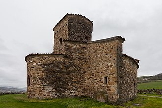 Church of the Holy Apostles Peter and Paul, Ras - The Church