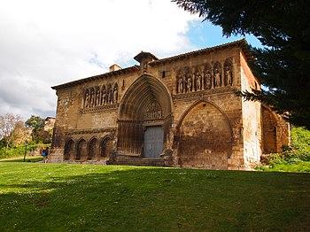 Iglesia del Santo Sepulcro - Estella.JPG