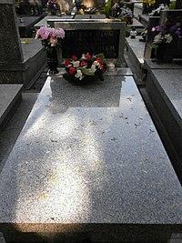 Ignacy Blum grób.JPG