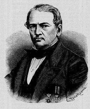 Ignaz Lachner - Ignaz Lachner. Xylography 1882