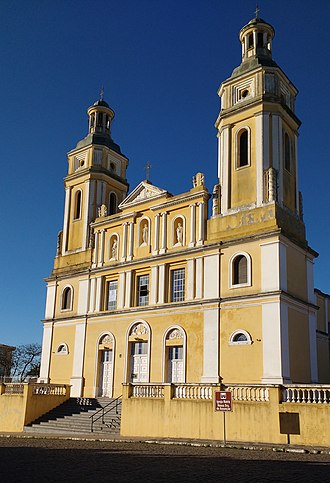 Caçapava do Sul - The Church of Our Lady of the Assumption