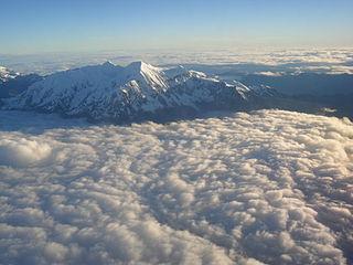 Layqa Qullu mountain in Bolivia