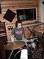 Ilya Still 2, Recording Fischer, Compound Recordings, January 2008.jpg