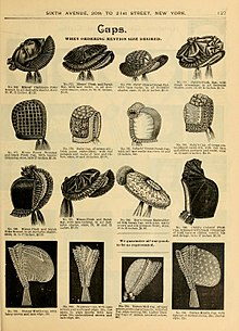 "Image from page 128 of ""Fall and Winter, 1890-91 Fashion Catalogue - H. O'Neill and Co."" (1890) (14598498360).jpg"