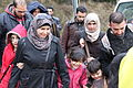 Immigranten - Flüchtlinge beim Grenzübergang Wegscheid (23116396565).jpg
