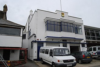Imperial College Boat Club - Image: Imperial College Boathouse